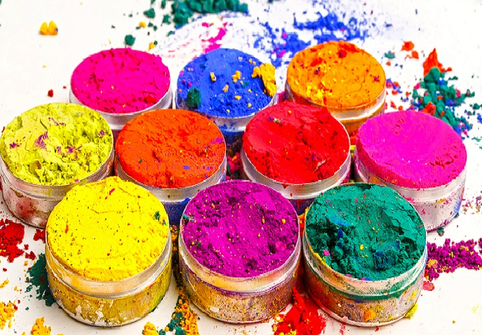 Tips   to   Get   Rid   of   Colors   after   Playing   Holi