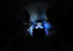 Avoid Electronics during Bedtime as methods to help you sleep