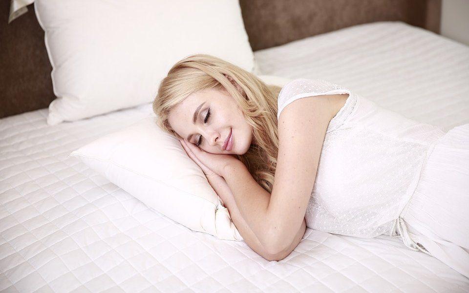 Follow a Regular Sleep Routine, say no to sleeping tablets