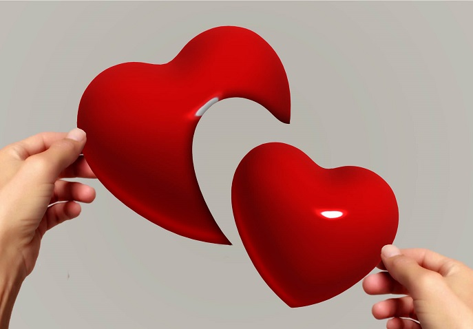 8 tips to overcome a heartbreak