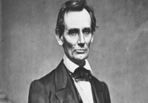 Spirit of Abraham Lincoln is among the ghost of dead celebrities that continue to haunt the world