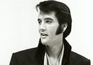 Ghost of Elvis Presley is counted among the ghost of famous people