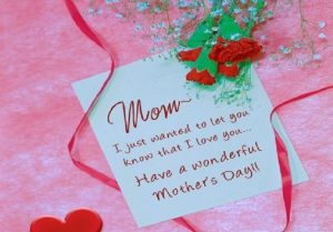 Choose from Mother's Day Poem ideas and pour your heart to your mom