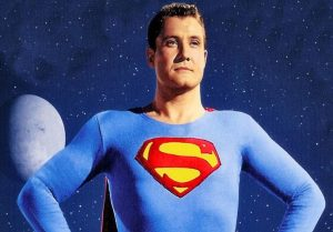 After death story of George Reeves is among the top celebrity ghost stories