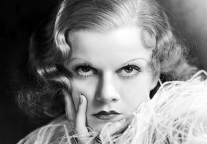 Ghost of Jean Harlow is among the celebrity ghosts who have been spotted