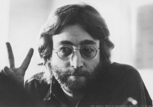 Ghost of John Lennon is one of the ghosts of dead celebrities