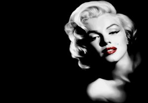 Marilyn Monroe is among the dead celebrities that continue to haunt the world