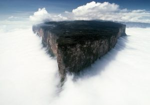 This mountain is high on the list of places in the world that look totally alien.