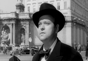 Orson Welles is one of the famous celebrity ghosts