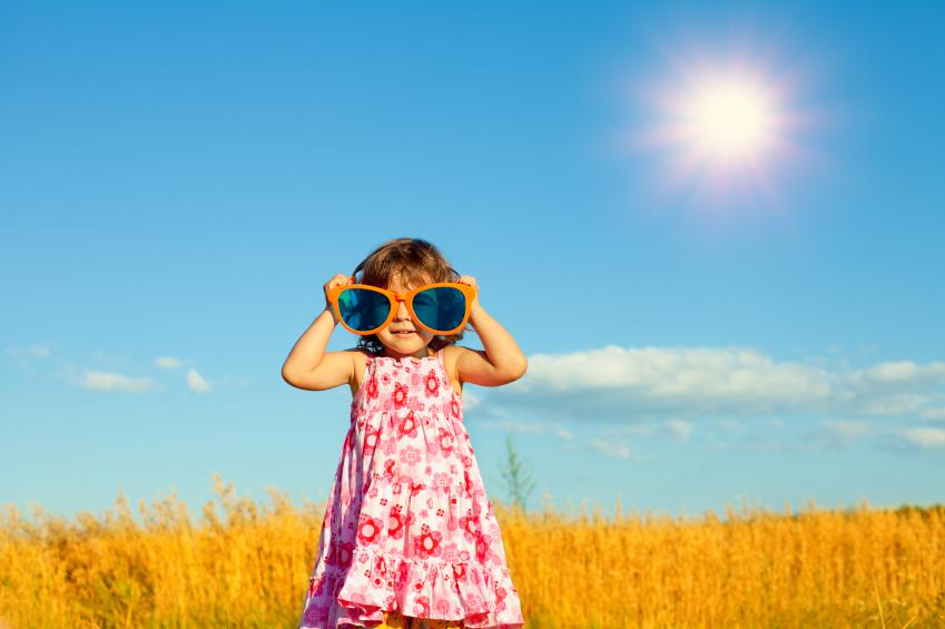 The Sunshine Girl