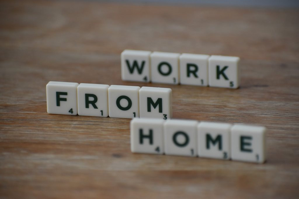 In this account, the upcoming trend of work from home: the future of employment, Working from home