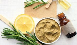 natural face pack for oily skin in summer