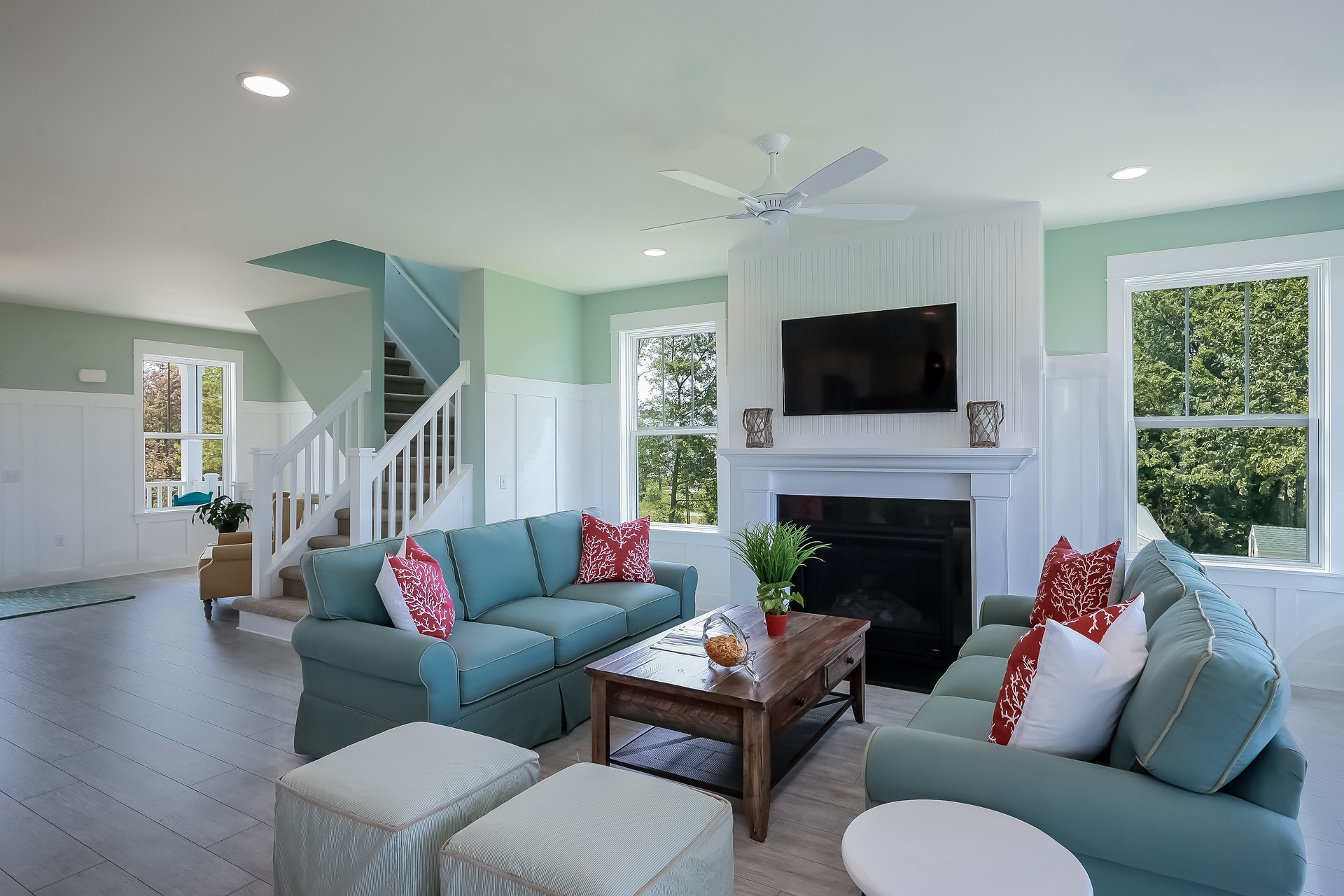 easy spring cleaning tips, how to deep clean your home