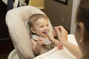 Food for 4 to 6 Months Old Baby