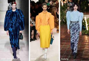 key fashion trends for Fall/Winter 2020-2021