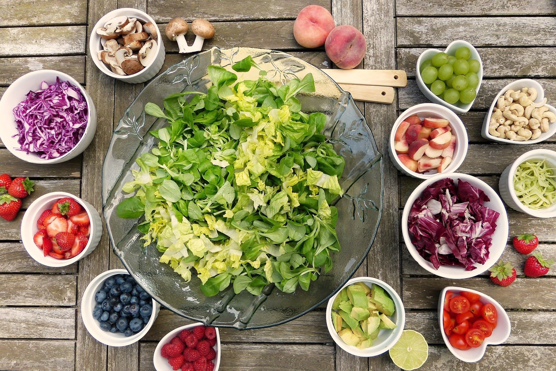High protein vegetarian diet for weight loss