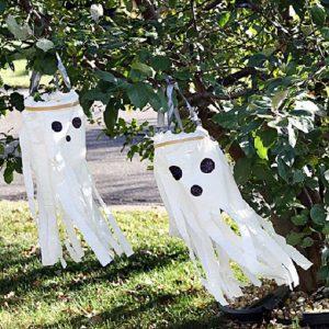 last minute Halloween decoration ideas, DIY spooky Halloween decorations