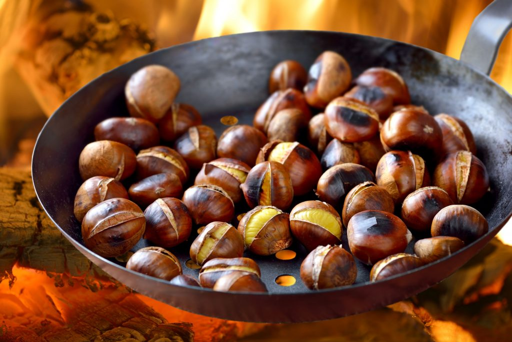 water chestnut nutrition
