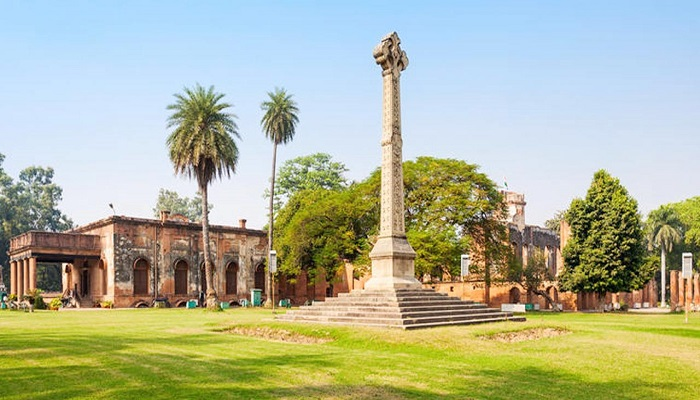 Lucknow Residency in Lucknow is one of the 10 Important Places Related To Indian Freedom Struggle