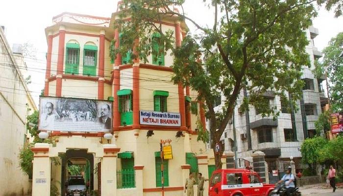 Netaji Bhawan in Kolkata